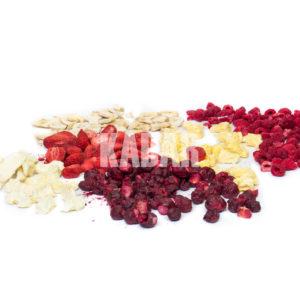 owoce liofilizowane 2