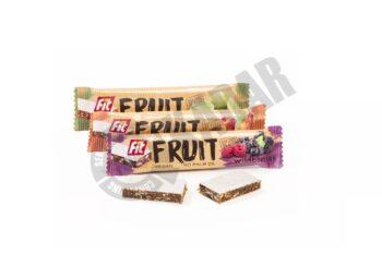 batony owocowo - zbożowe